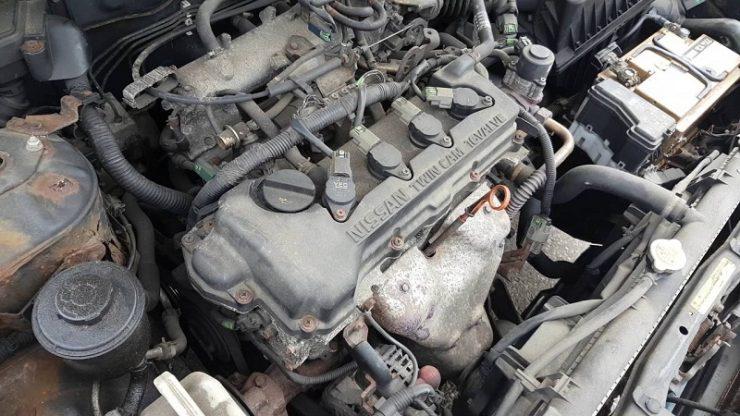 Адаптация дроссельной заслонки Nissan Almera