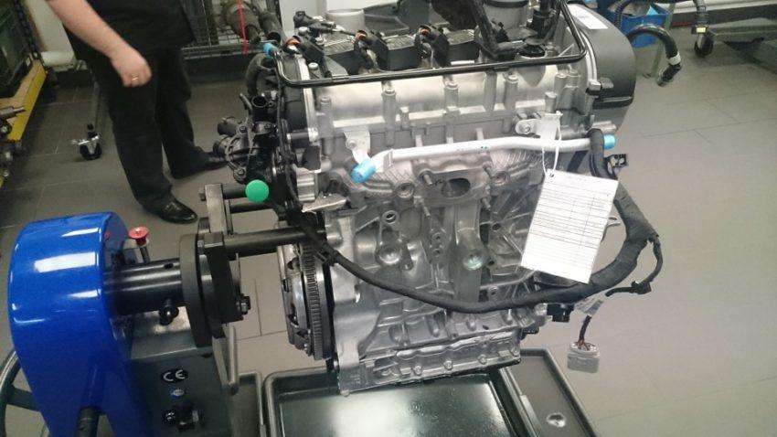 Новый мотор Поло седан