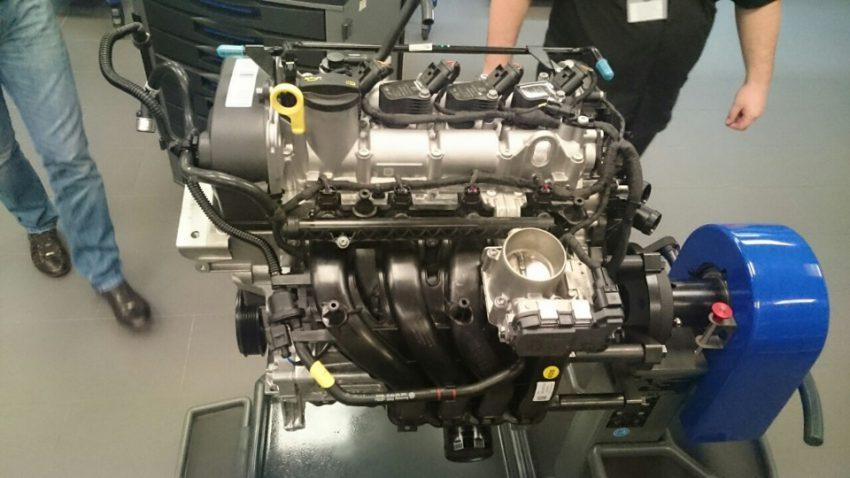 Новый двигатель Поло седан