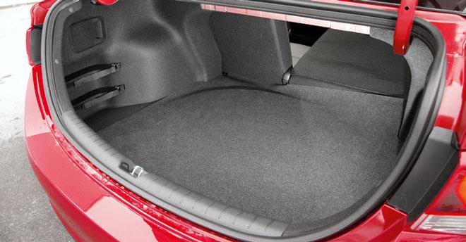 Объем багажника хендай солярис седан