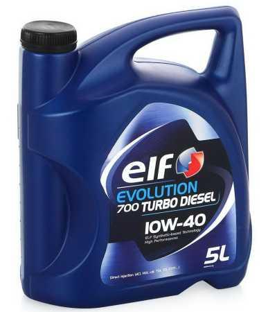 ELF Turbodiesel