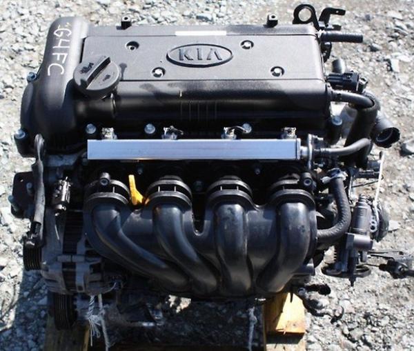 Мотор G4FC 1,6 л