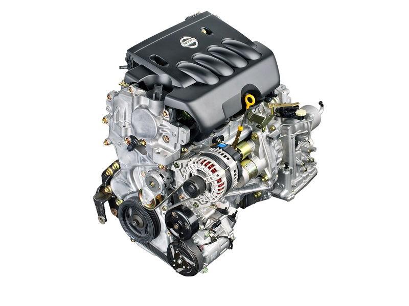 Renault Nissan MR20DE