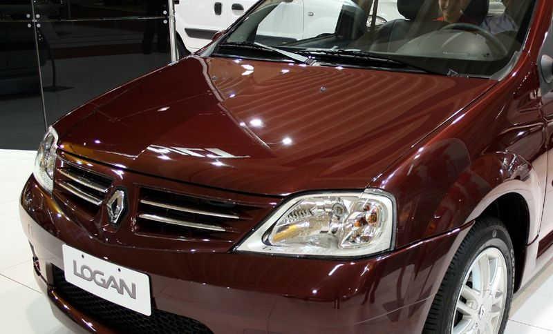Renault Logan 2007