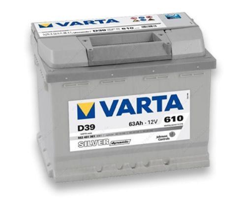 АКБ Varta
