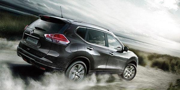 Регламент ТО Nissan X-Trail