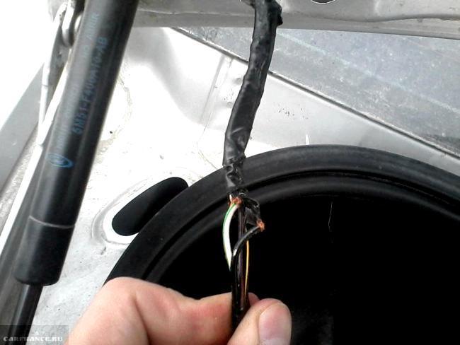 Форд Фокус Как Открыть Багажник Изнутри