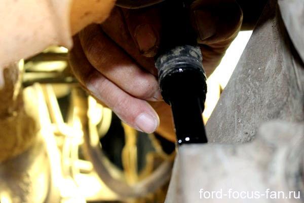 Где Датчик Скорости На Форд Фокус 2