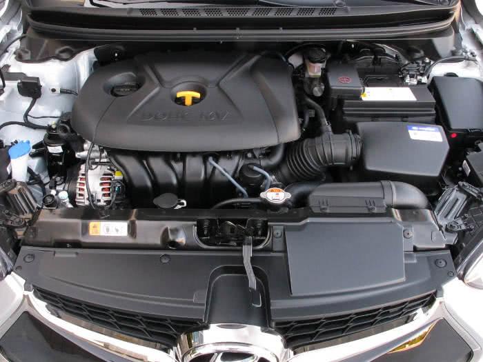 Двигатель Хендай Солярис MPI