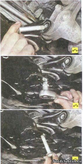 Как Проверить Подушки Двигателя Форд Фокус 2