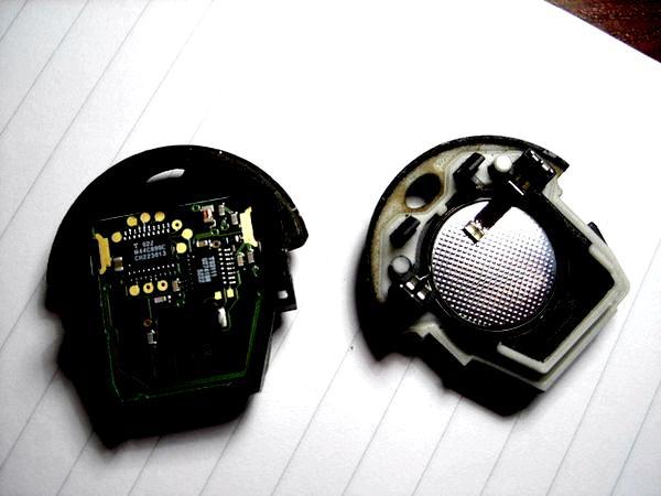 Какая Батарейка В Ключе Шкода Октавия А7