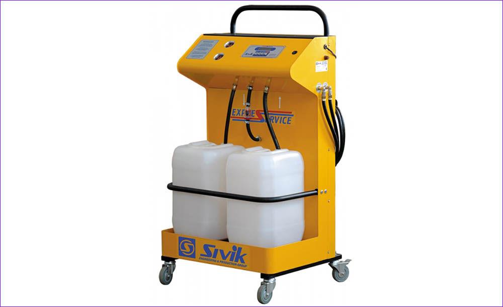 Оборудование для замены трансмиссионного масла