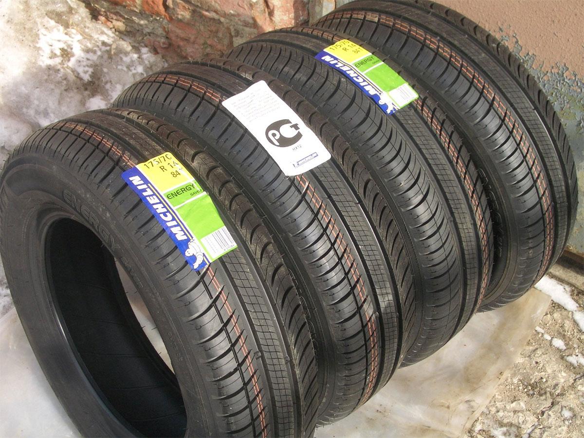 Шины Michelin для VW Polo