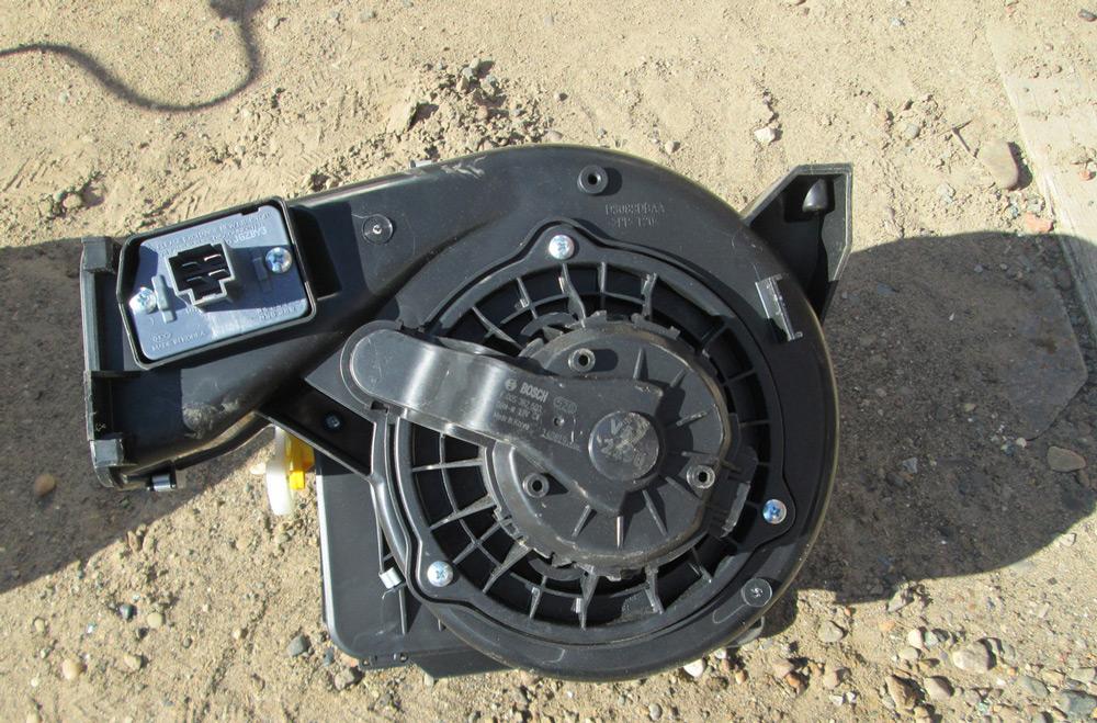 Вентилятор печки Форд Фокус 3