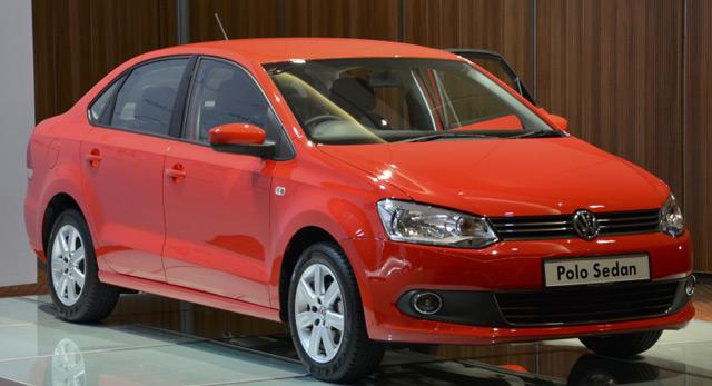 АвтомобильVolkswagen Polo был назван лучшим автомобилем в Европе и мире
