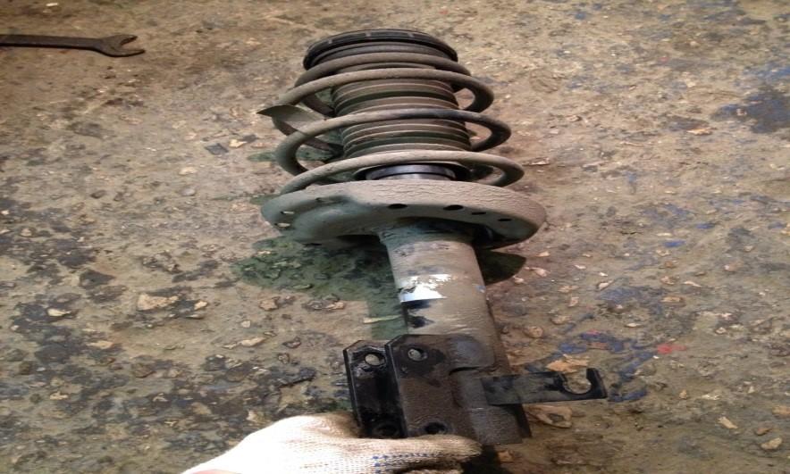 Демонтировать тягу