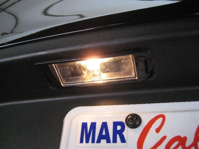 Замена ламп подсветки номера Рио