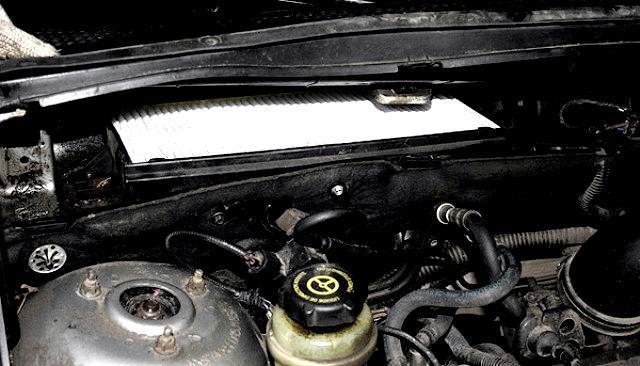 Замена Салонного Фильтра Форд Фокус 3 Видео