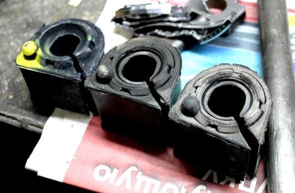 Замена Стойки Стабилизатора Форд Фокус 2 Рестайлинг