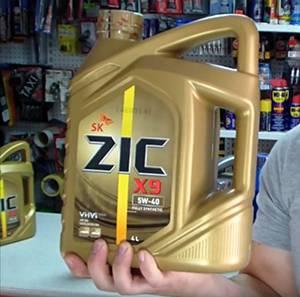 масло ZIC X9 5W-30