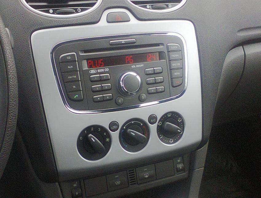 Автомагнитола Sony 6000 CD второе поколение