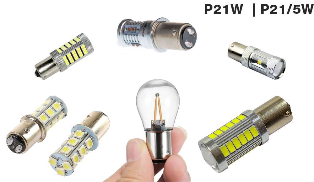 Светоиодные P21W и P21/5W