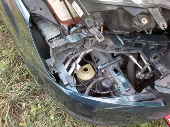 замена масла в гур форд фокуса 2