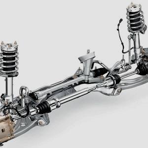 Как Снять Рулевую Рейку Форд Фокус 2