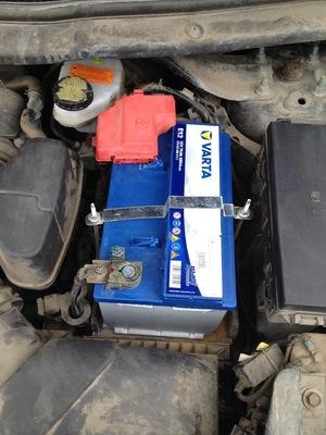 Какой аккумулятор стоит на форд фокус 2