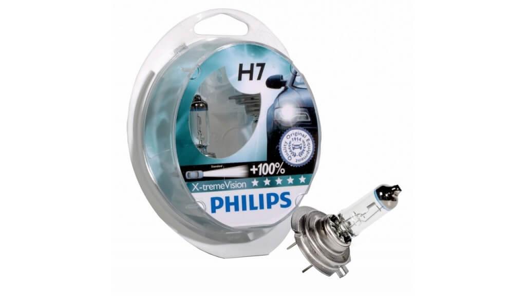 Лампа Philips X-treme Vision+100%