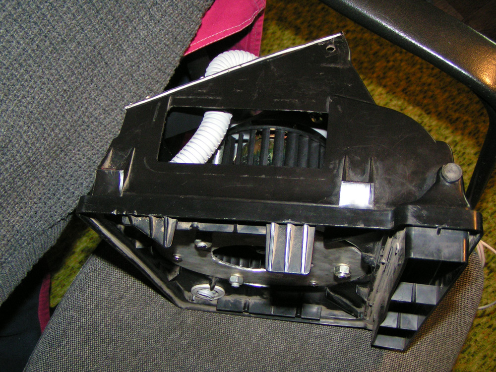 Отопитель Форд Фокус 2