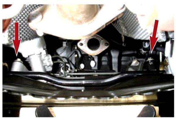 Снятие Рулевой Рейки Форд Фокус 2