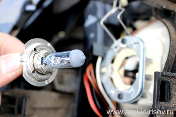 Замена Габаритной Лампочки Форд Фокус 2