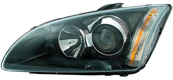 замена лампы габаритов форд фокус 2 рестайлинг