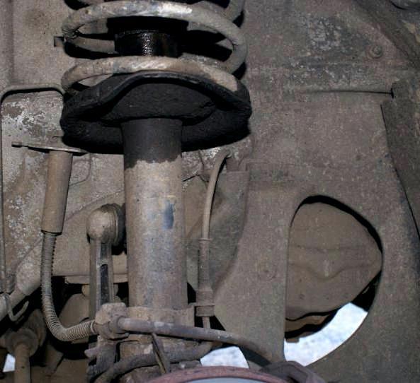 Замена Задних Амортизаторов Форд Фокус 2 Седан