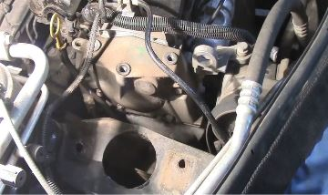 опора двигателя Рено Логан