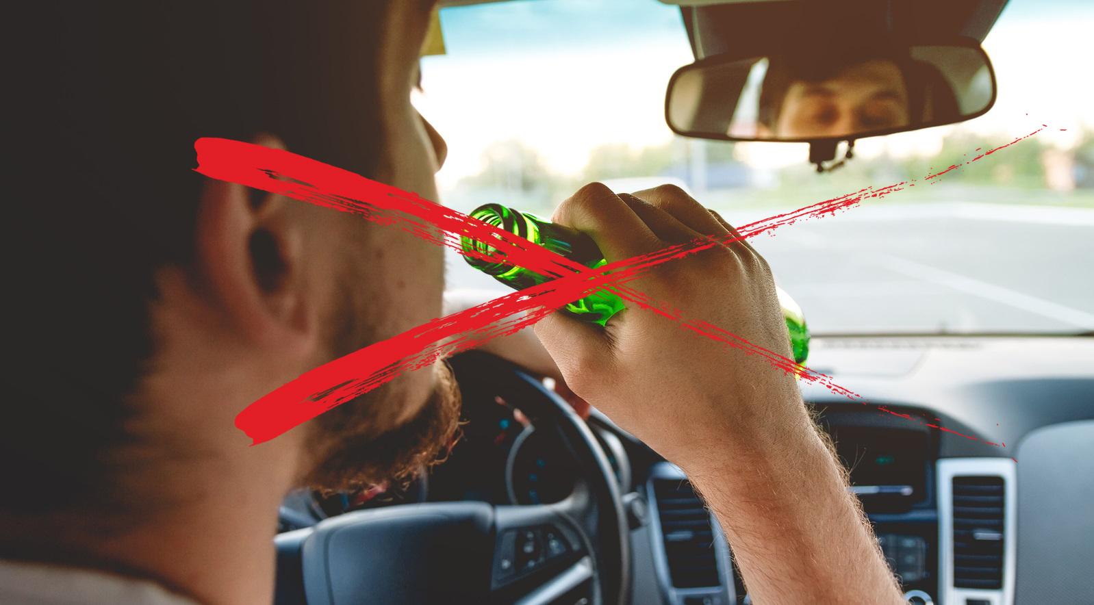 В каких случаях суд не может лишить водителя прав за пьянку