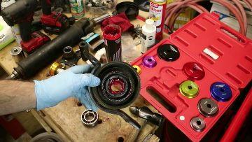 Подвесная опора карданного вала Kia Sportage 3