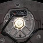 Меняем личинку замка зажигания на автомобиле Ford Focus 1