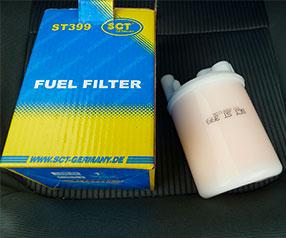 Топливный фильтр SCT ST399