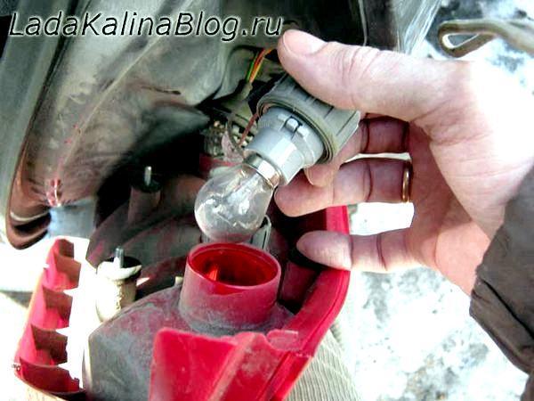 Замена Лампочки Стоп Сигнала Форд Фокус 3