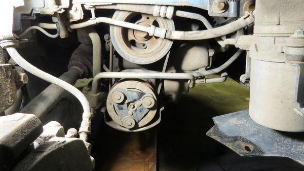 замена ремня кондиционера форд фокус 2