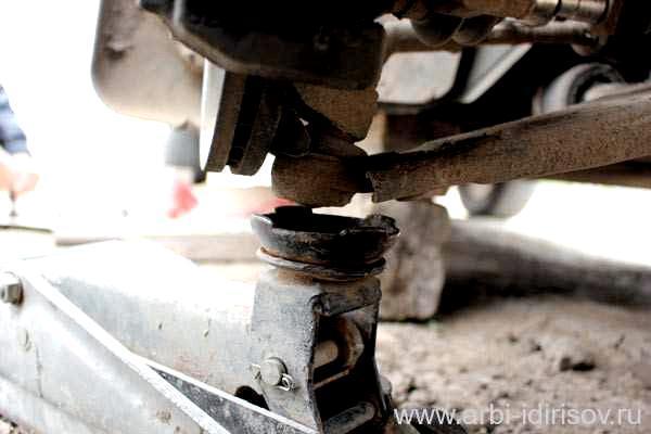Замена Передних Стоек Форд Фокус 2 Рестайлинг